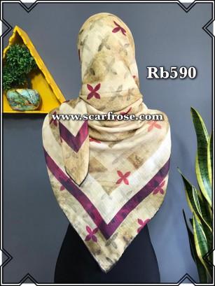 روسری نخی rb590