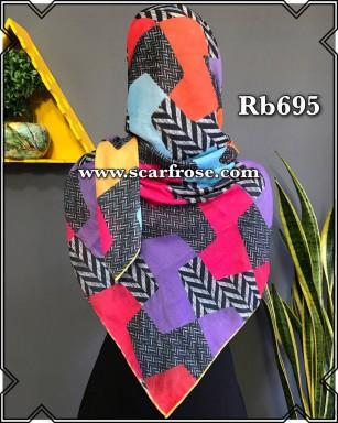 روسری نخی rb695