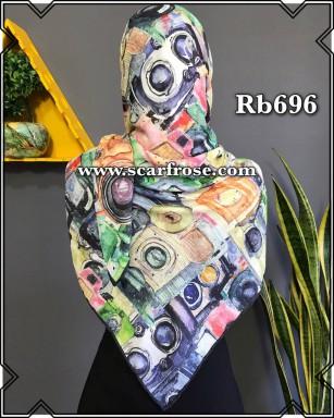 روسری نخی rb696