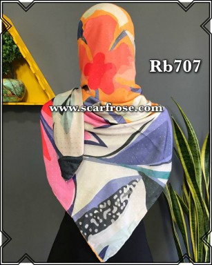 روسری نخی rb707