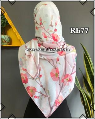 روسری حریر rh77