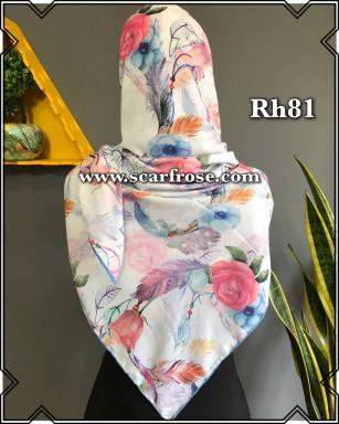 روسری حریر rh81
