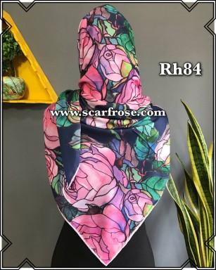 روسری حریر rh84