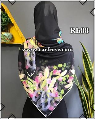 روسری حریر rh88