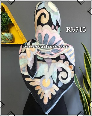 روسری نخی rb715