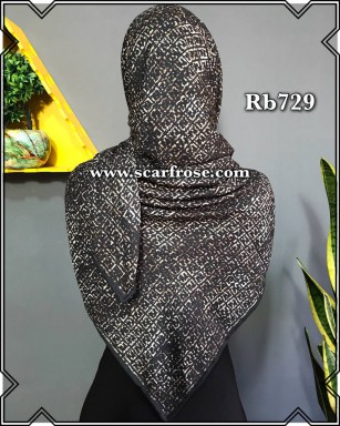 روسری نخی rb729