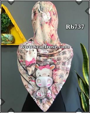 روسری نخی rb737