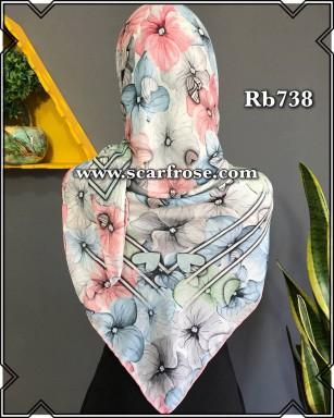 روسری نخی rb738