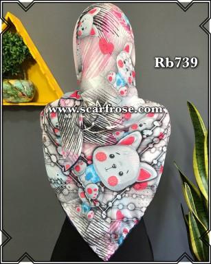 روسری نخی rb739