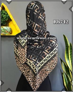 روسری نخی rb742