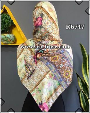 روسری نخی rb747