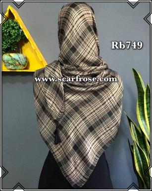 روسری نخی rb749