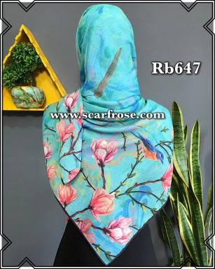 روسری نخی rb647