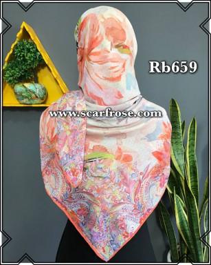 روسری نخی rb659