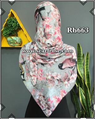 روسری نخی rb663