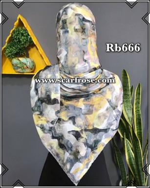 روسری نخی rb666