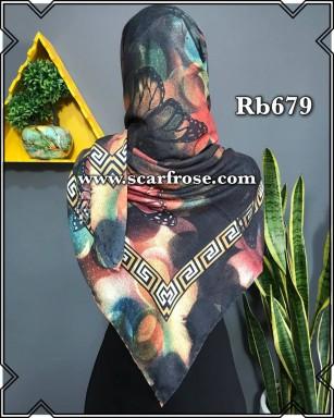 روسری نخی rb679