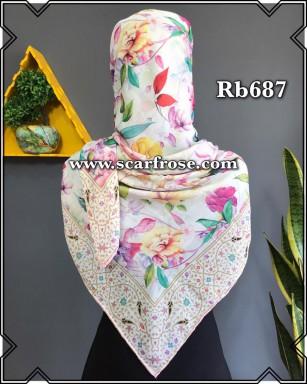 روسری نخی rb687