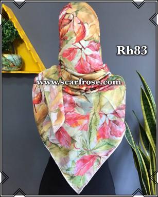 روسری حریر rh83