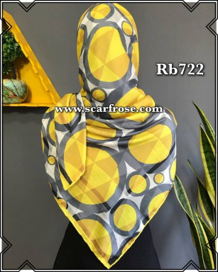 روسری نخی rb722