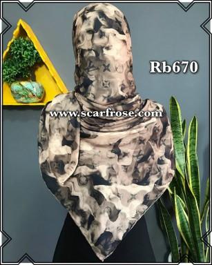 روسری نخی rb670