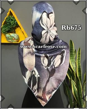 روسری نخی rb675