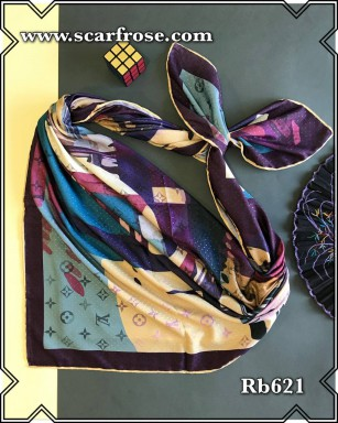 روسری نخی rb621