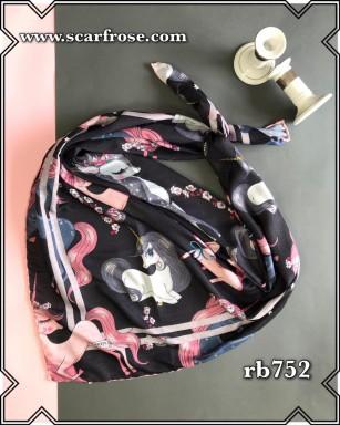 روسری نخی rb752