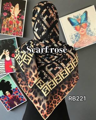 روسری نخی rb221