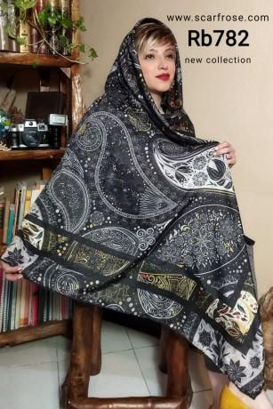 روسری نخی rb782