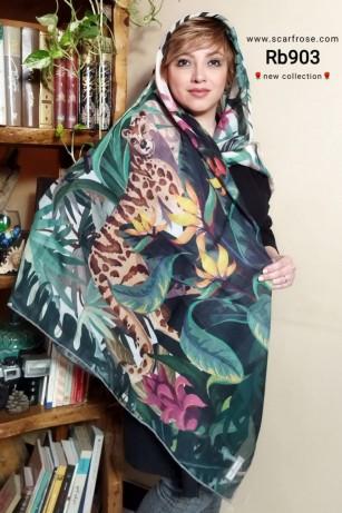 روسری نخی rb903
