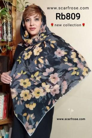 روسری نخی rb809