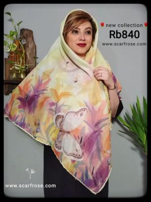 روسری نخی rb840