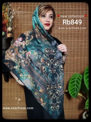 روسری نخی rb849