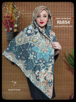 روسری نخی rb854