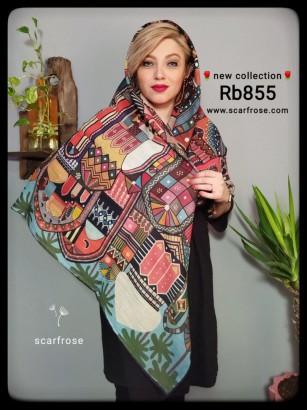 روسری نخی rb855