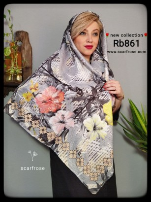 روسری نخی rb861